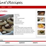Jasmine'sRecipes.com'u Yeniledim…